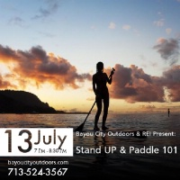 BCO & REI Present: SUP 101 – Stand Up & Paddle!