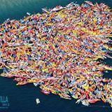 2015 Suttons Bay Floatilla Guinness World Record Attempt