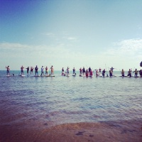 Stand Up Paddleboard Race, Ride and Relay to benefit Young Adult Cancer Survivors