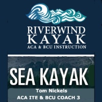 Level 1-Level 2: Essentials of Kayak Touring Instructor Certification Workshop (IDW/ICE)