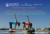 San Diego Paddle Yoga Teacher Training