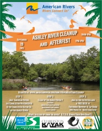 Ashley River Clean-Up and After-Fest