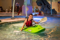 Adaptive Kayaking Open House at Hotel Cascada