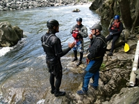 Level 4: Swiftwater Rescue Instructor Certification Workshop (IDW/ICE)