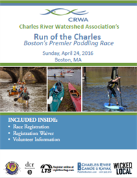 Run of the Charles: Boston's Premier Paddling Race