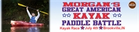 Morgans Great American Kayak Paddle Battle