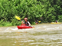 ACA Level 2 Essentials of River Kayaking Skills Course
