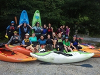 Ladies Southeast Paddling Series Event - Pigeon River
