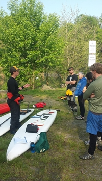 ACA Level 3 Whitewater SUP Instructor Certification Workshop (IDW/ICE)