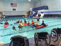 Adaptive Paddling Workshop