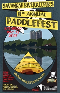 Savannah Riverkeeper's 11th Annual PaddleFest