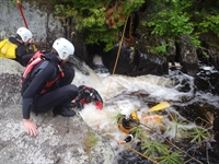 Swiftwater Rescue Clinic - Maine
