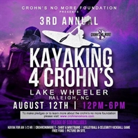 Kayaking for Crohns