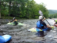 Level 2: Essentials of River Kayaking Instructor Certification Workship (IDW/ICE)