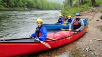Level 2: Essentials of River Canoeing Instructor Certification Workshop (IDW/ICE)