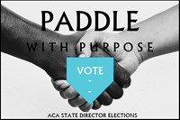 ACA State Executive Council - Elections Open