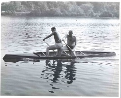 1999 Legend of Paddling - Bill Havens and Frank Havens