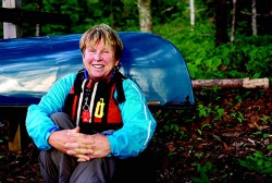 2000 Legend of Paddling - Kay Henry