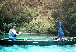 1996 Legend of Paddling - Marge Cline