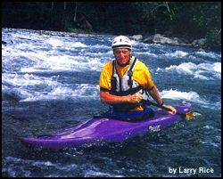 2002 Legend of Paddling - Ray McLain