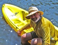 2007 Legend of Paddling - Steve Scarborough