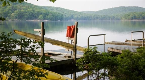 Reserve A Cabin At Aca S Lake Sebago Aca Canoe Kayak