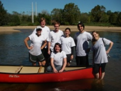 UMW Canoe & Kayak Team