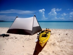 Sea Kayak in the Bahamas