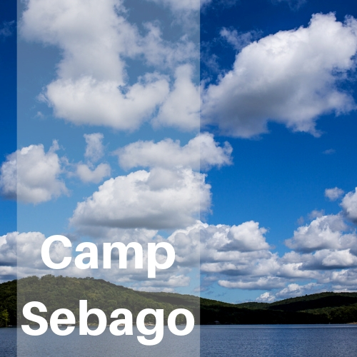 The ACA has a beautiful 15 acre family-oriented camp on Lake Sebago in New York