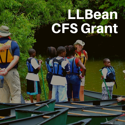 In partnership with LLBean, the CFS Program provides funding to local and regional paddling clubs and organizations that undertake stewardship projects on waterways in their area.