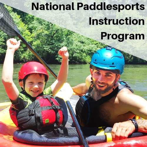 Paddlesports Course Outlines based on levels