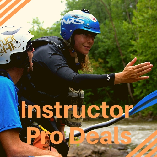 Pro Deals for certified ACA Instructors