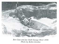 1978 - C2 Slalom Competition