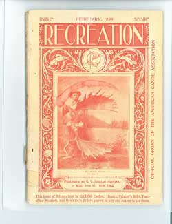1890s - ACA Recreation publication