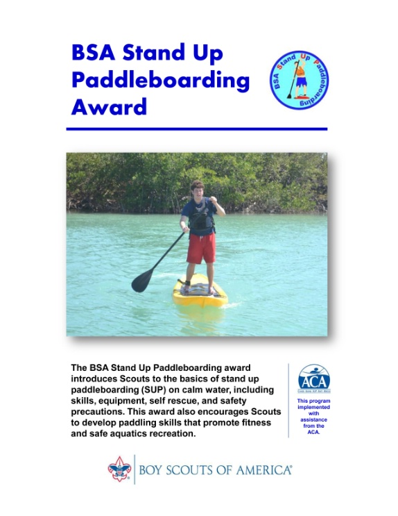 BSA - SUP Award