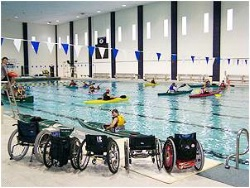 Attend the Adaptive Paddling Summit