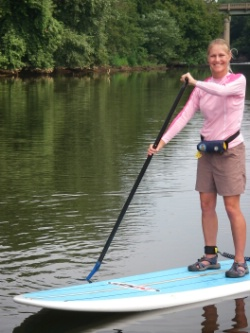 SUP - Lifejackets, Leashes & Legislation