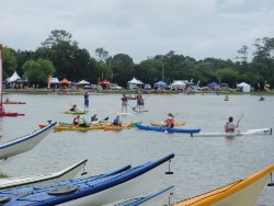 Photo courtesy of East Coast Paddlesports & Outdoor Festival