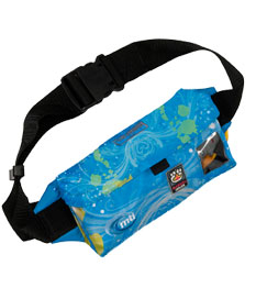 Inflatable Beltpack PFD - Photo courtesy of MTI Adventurewear