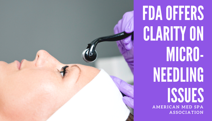 Fda Guidance Offers Clarity On Microneedling Issues