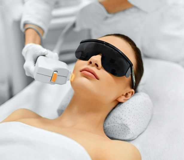 Medical Spa Treatments: BBL Corrective by Sciton - American