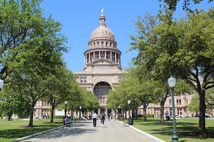texas state house