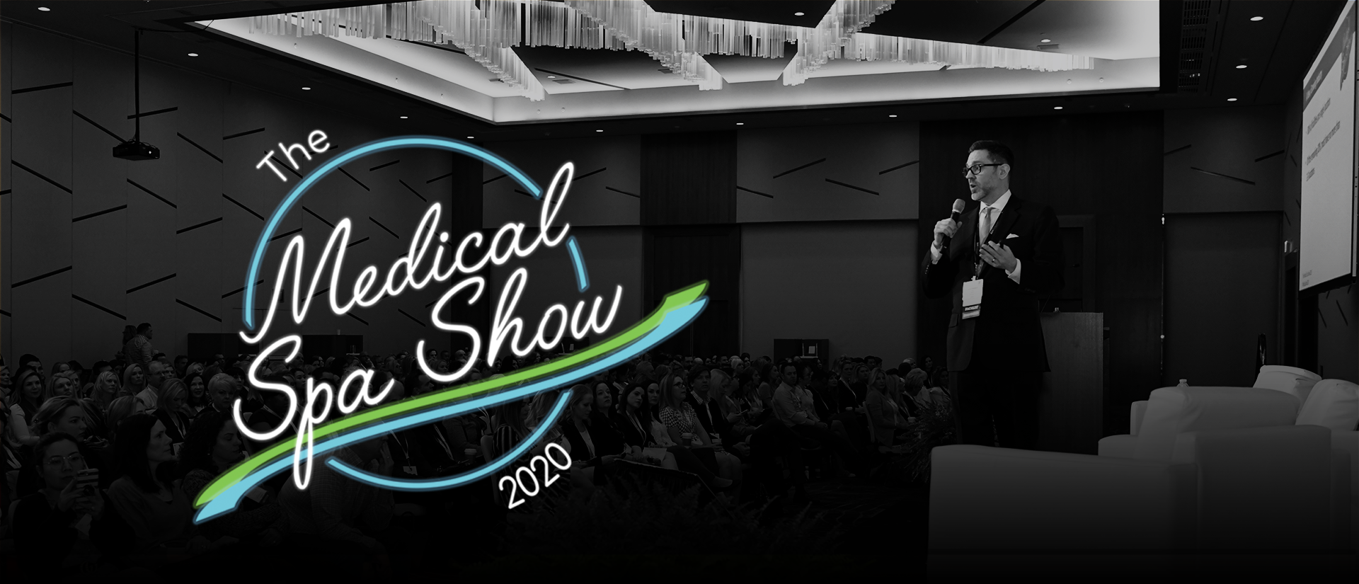 register  for the medical spa show