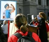 AmeriCorps Week Rally