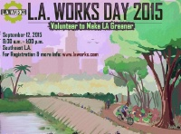 Los Angeles Service Day with AmeriCorps Alums LA Ch.