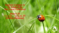 Webinar: Explore Careers in -- or Supporting -- the Great Outdoors