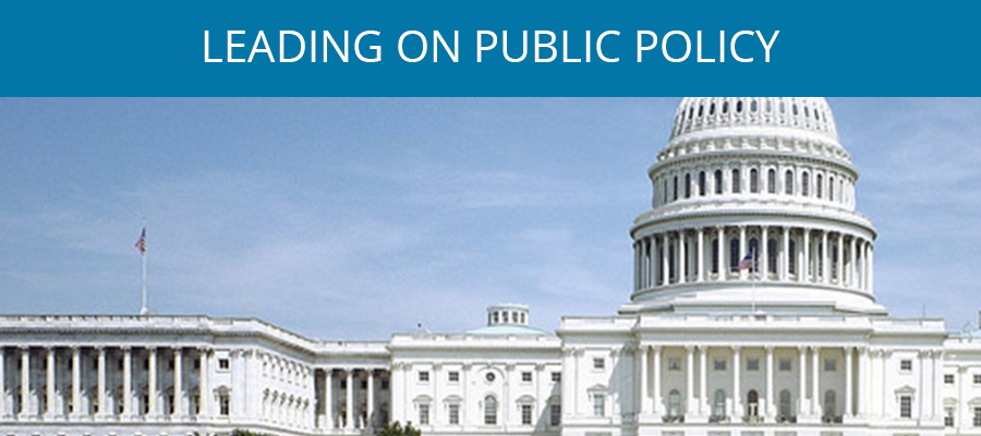 Leading on Public Policy