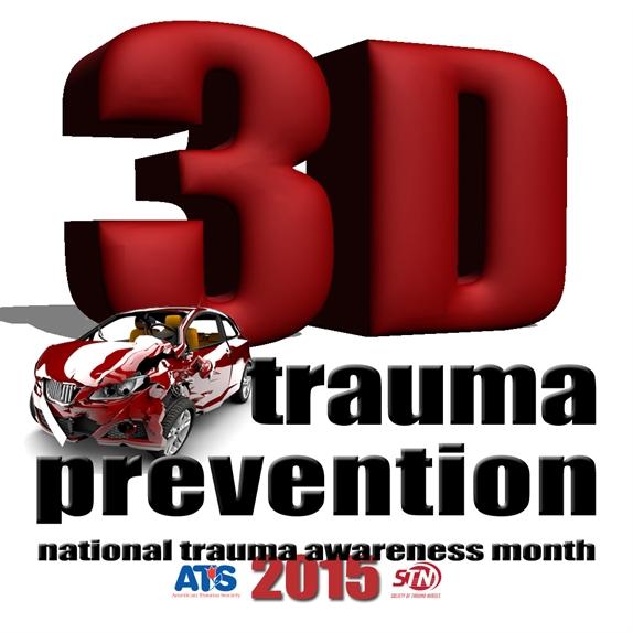 National Trauma Awareness Month 2015 - American Trauma Society