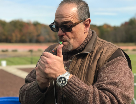 anthony colandro cigar - ELECT ANTHONY COLANDRO TO THE NRA BOARD OF DIRECTORS!