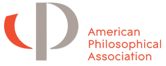 Logo for American Philosophical Association